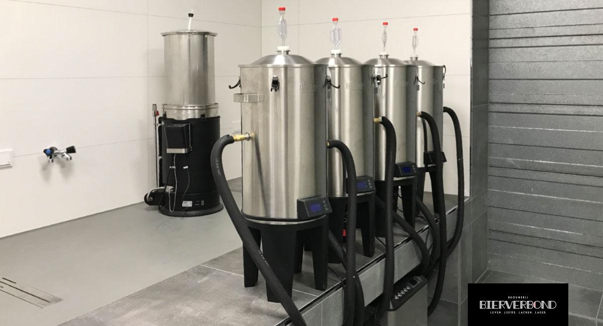 Ketels moves to Heemskerk - Brouwerij Bierverbond Amsterdam