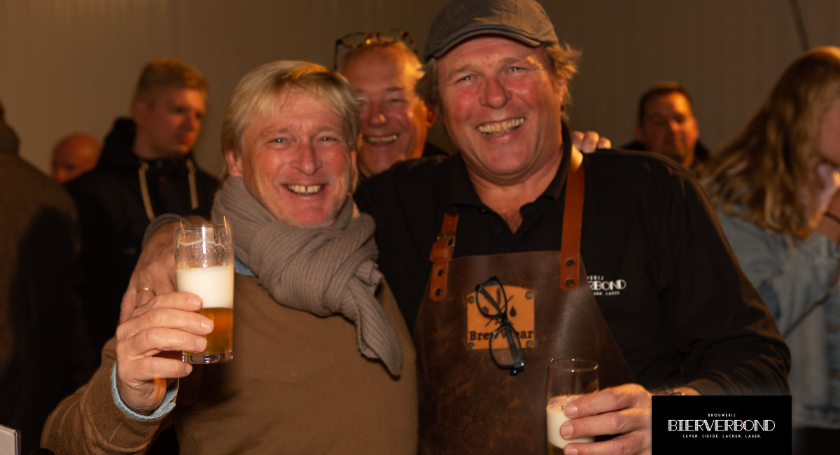 Open day 24 November 2018 at Brouwerij Bierverbond - Leven. Love. Laugh. Lager