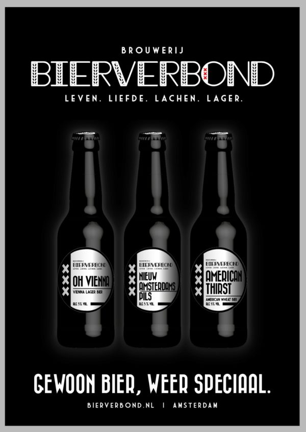 Gewoon Bier, Weer speciaal - Brouwerij Bierverbond Amsterdam