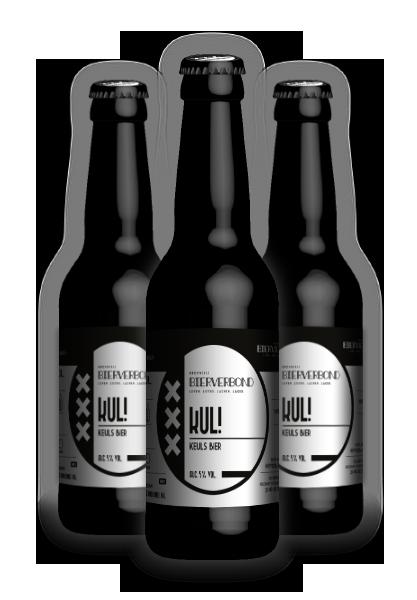 Kul! Keuls bier van Brouwerij Bierverbond Amsterdam