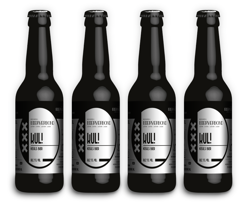Kul! - Keuls Bier van Brouwerij Bierverbond Amsterdam