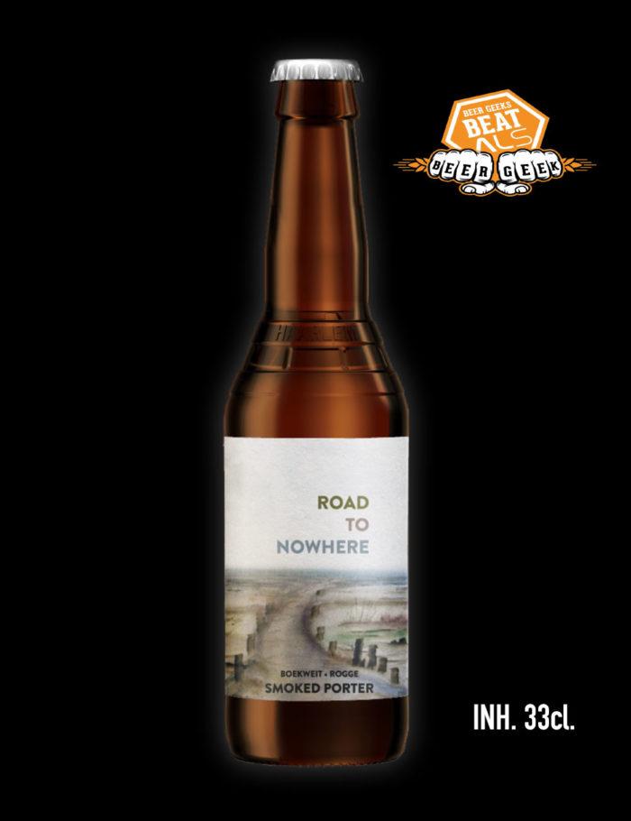 Road to nowhere bier van Brouwerij Bierverbond Amsterdam