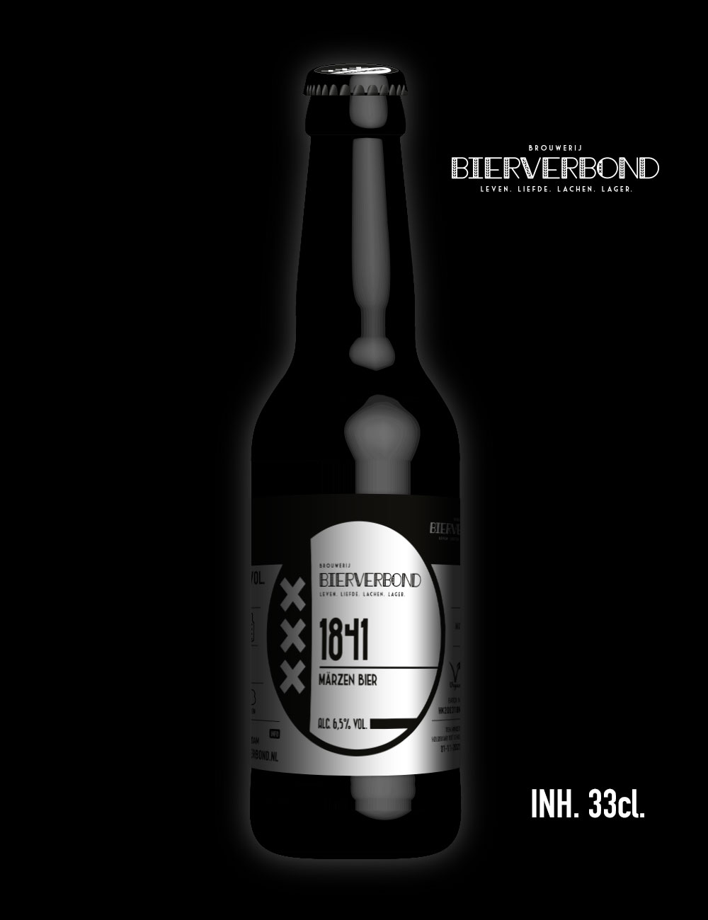 1841 of Brouwerij Bierverbond