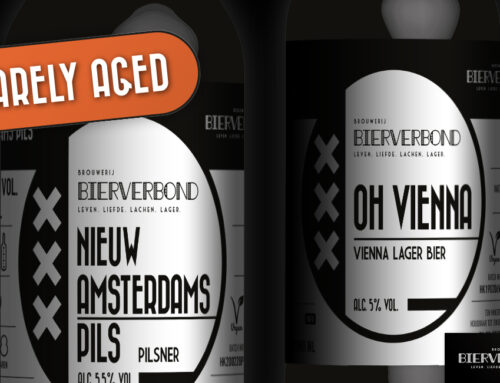 Nieuwe noviteit van Bierverbond: Barely Aged Bier